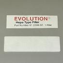 Evolution 01-2399-02, Filter, Hepa Exhaust 6500 Upright