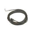Fitall CD7035, Cord, 30' 17/2 Fitall 12 Amp Polarized Plug Gray