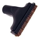Fitall 14004, Upholstery Tool, W/Horse Hair Slide On Brush Black