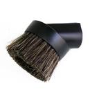 Fitall RV-HFGM-8, Dust Brush, Heavy Horse Hair Blend Bristles Black