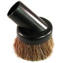 Fitall 32-1633-63, Dust Brush, Soft Body W/ Hh Bristles Black