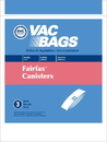 Fairfax 405272, NLA Paper Bag, Fairfax Canister S1 Dv