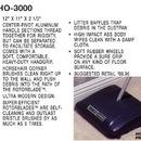 Hoky 3000, Sweeper, 12