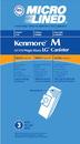 Paper Bag, DVC Kenmore M 51195 Microlined 3Pk