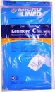 Kenmore 456772, NLA Paper Bag, Style C Style 5055 Microlined D