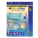 Kenmore Replacement: KER-14553-9,Paper Bag, GK Kenmore 5055/50558 MicroPl 9Pk