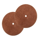 Koblenz 45-0105-2, Polishing Pads, Coarse Brown Pair