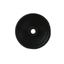 Kirby Replacement: KR-7104 WHEEL, REAR CLASSIC BLACK