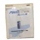Power Star TDSAC33P, Paper Bag, Powerstar New-Style 3-Prong 3+1