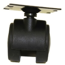 Rexair R4149, Caster, Dolly D4 - E2 Twin Wheel Black