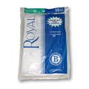 Royal 2066247001, Paper Bag, Royal Type B Upright Top Fill 10PK