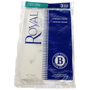 Royal Paper Bag, Royal Type B Upright Top Fill 3PK