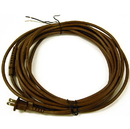 Rexair 78-5212-72, Cord, 25' 2 Wire D4 Brown Main Power W/Grommet