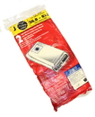 SHOP-VAC 90673-00, Paper Bag, Drywall Filter 15-22 Gal 2PK
