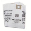 Shop Vac 406815 Paper Bag, Dvc Shop Vac/Multi-Fit 16-22 Gal 3Pk