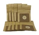 Windsor: WI-140441 Paper Bag, Dust Windsor Sensor XP/SRS/SR 10 Pk