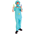 TopTie Surgeon Dress Up Costume Doctor Costumes For Kid, Costume Ideas