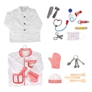 TopTie Chef Costume Doctor Role Play Costumes Kids Cosplay Party Costume Ideas