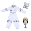 TopTie Astronaut Role-Play Costume Set For Kids Pretend Play Halloween Costume