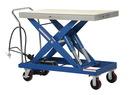 Vestil AIR-2000 air steel cart 2000 lb 24 x 47.25