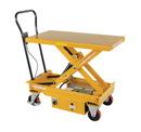 Vestil CART-1000-DC dc power scissor cart 1k 39.75 x 20.5