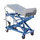 Vestil CART-1000-LT sequence lift & tilt cart 1k 22 x 33.6