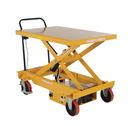 Vestil CART-1000-WD-DC dc power hydr scissor cart 1k 31.5x47.15