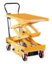 Vestil CART-1000D-DC dc power hydr scissor cart 1k 39.75x20.5