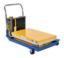 Vestil CART-23-15-DC dc powered scissor cart 1.5k 36 x 24