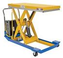Vestil CART-24-10-DC dc powered scissor cart 1k 48 x 24