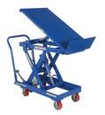 Vestil CART-500-LT lift & tilt cart w/sequence select 500lb