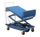 Vestil CART-600-LT lift & tilt cart w/sequence select 600lb