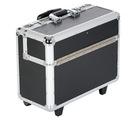 Vestil CASE-SH aluminum frame case w/trolley 20x10x15