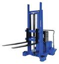 Vestil CB-PMPS-6-50-AIR air/oil recip foot rear wt pallet master 73in 600