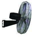 Vestil CCRF-24-W commercial circulator wall fan 24 in dia