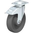 Vestil CST-ALEH-8X2NY-SWTB 8x2 nylon, swivel w/total brake