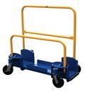 Vestil DWC-EL-36 low platform panel/sheet cart 12 x 39.5