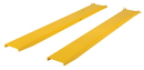 Vestil FE-8-54-P fork extensions pin style 54l x 8w in