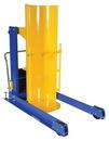Vestil HDD-48-15-P portable hyd drum dumper 1.5k 48 in