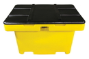 Vestil HDSB-11 heavy duty salt box 11 cubic foot cap