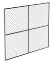 Vestil HRAIL-PNL construction barrier - panel unit