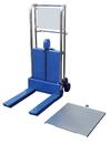 Vestil HYD-5-AS two speed foot pump hefti-lift 4