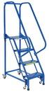 Vestil LAD-PW-18-4-P pw ladder perf 16.8125 in 4 step