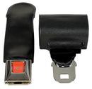 Vestil LTS-FTSB truck seat option - safety belt