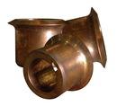 Vestil NFCW drum deheader bronze 1.5 x 2 x 2