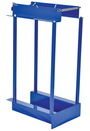 Vestil PJ-CYL-2 pallet truck caddy holder 2 cylinder