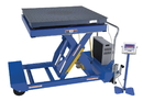 Vestil PST-SCALE integral scissor table scale 5000 lb cap-pst