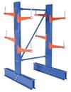 Vestil SDU-C-8-12 std cantilever dbl upright  8ft 12