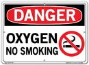 Vestil  SI-D-13-C-AL-040 sign-danger-13 14.5x10.5 aluminum .040