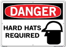 Vestil  SI-D-15-E-AL-063 sign-danger-15 20.5x14.5 aluminum .063